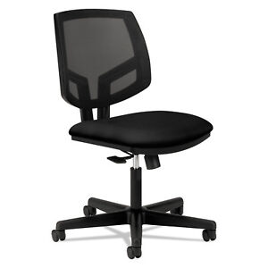 Hon Volt Series Mesh Back Task Chair Black Fabric 5711ga10t