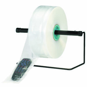 Box Partners Poly Tubing 1 5 Mil 12 X 2900 Clear 1 roll Pt1215