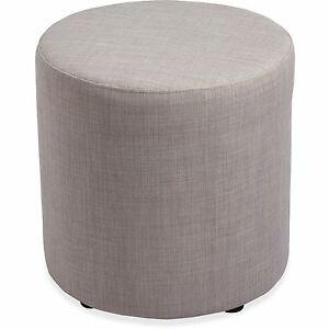Lorell Circle Cylinder Chair 16 3 4 x18 Slate 35853