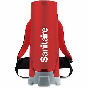 Electrolux Home Care Products Vacuum Backpack 10 Qt 29 x12 x11 Red 530b