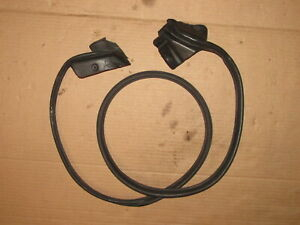 91 95 Toyota Mr2 Oem Door Weather Stripping Rubber Seal Right