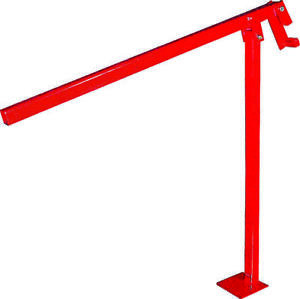 Speeco S16116000 Manual T post Puller Steel Red