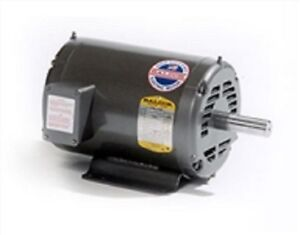 New M3161ta Baldor Motor 3hp 3 Phase 1725 Rpm