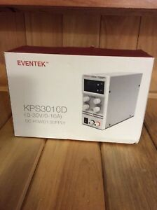 Dc Power Supply Variable 0 30 V 0 10 A Eventek Kps3010d Adjustable Switching