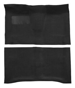 New 1964 1967 Chevelle 2 Door Automatic Molded Black Carpet Loop Rug
