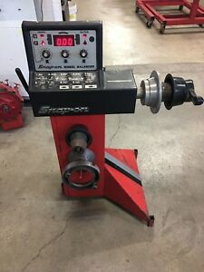 Snap On Wb 200 Wheel Balancer