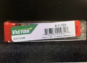 10 units New Victor 0330 0007 Tip Cutting Size 4 Style 4 1 101
