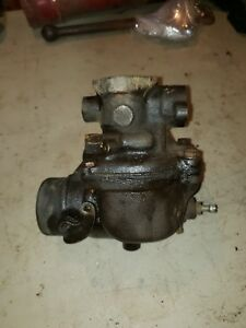 Farmall 450 Tractor Carburetor Assembly Carb 362173r92 Ih 400 Ihc Part