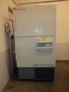 Thermo Forma 8584 Ultra Low Temperature 86c Laboratory Freezer 2 Doors Tested