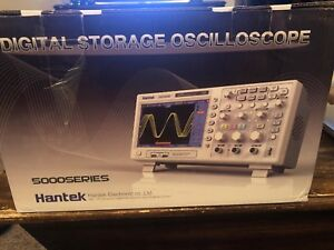 Hantek Ms05202d Digital Storage Oscilloscope