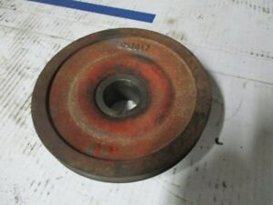Case Tractor Front Crankshaft Pulley Part G2047