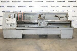 Clausing Colchester 17 X 80 Engine Lathe