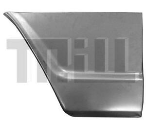 Lower Rear Fender Section Fits 67 72 Ford F100 F150 F250 F350 left