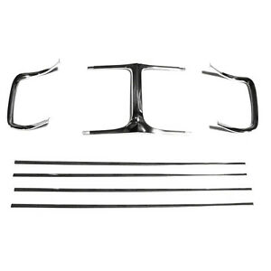 Grille Molding Kit 1969 1969 Dodge Charger 2161 055 69s
