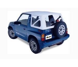 Bestop 5136252 On Sale Replace A Top 88 94 Chevy Geo Tracker Suzuki Sidekick