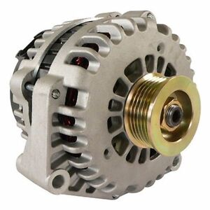 High Output 350 Amp New Hd Alternator Escalade Silverado Sierra Yukon Xl Tahoe