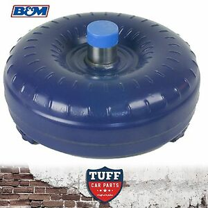 B M Holeshot 3600 Rpm Hi Stall Torque Converter For Gm Th350 T350 Auto New