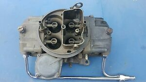 Holley Carburetor 750cfm