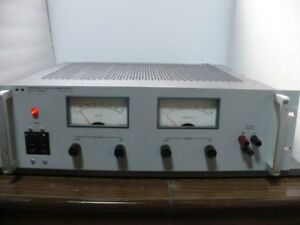 Hp 6274b Rackmount Dc Power Supply 0 60v 0 15a Used In Lab Environment