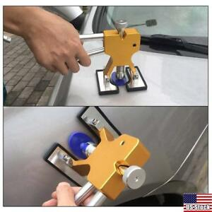 Car Dent Puller Paintless Repair Tools Auto Body Dents Dings Hail Damage