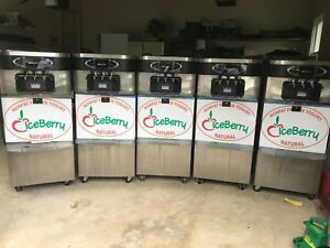 Late 2012 Taylor C723 33 Twin Twist Soft Serve Frozen Yogurt Ice Cream Machine