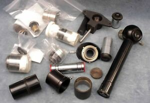 Vintage Microscope Objective Lot Other Free Usa Shipping