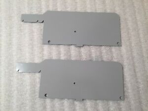 Allsteel Metal Dividers Set Of 2 Pieces For Lateral File Cabinets 30 36 42