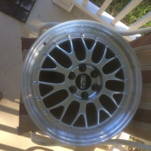Dodge Viper Bbs Lm Front Wheel 18 X 10