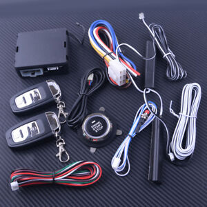 Directed Pke Passive Keyless Entry System Lock Unlock Vehicle Touchless Key