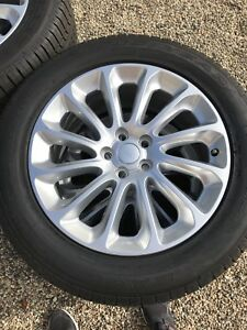 Range Rover Hse Wheels And Tires Brand New