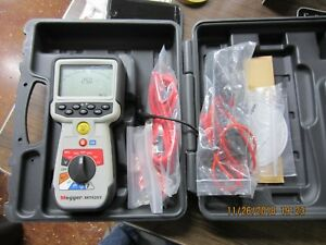 Megger Mit420 2 Cat Iv Insulation Tester Tests Up To 1000 V