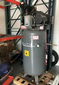 5 Hp Compressor 80 Gal With Dryer American Industrial Products