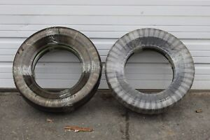 4 Rare Nos Denman Wide White Wall 6 00 15 Tires In The Original Wrappings Dc 241