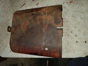 Farmall M Mv Early Sm Tractor Original Ih Power Take Off Pto Shield Cover M Part