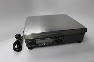Nci Weigh tronics 3825 Postal Scale 0001
