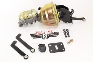 1962 74 Mopar Dodge B Body 8 Dual Power Brake Booster Conversion Kit