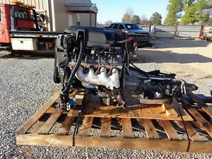 2008 Chevrolet 4 8 Ly2 Vortec Engine And 2wd 4l60e Transmission camaro nova