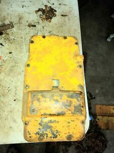 Case 540c Tractor Top Rearend Cover Part 530ck Back Hoe 480ck Breather Cover