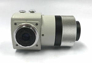 Karl Storz 20933055 Quintus 55mm Surgical Microscope Adapter For Leica