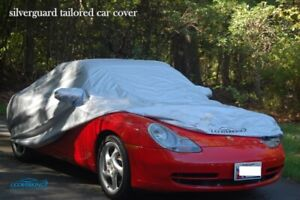 Coverking Silverguard All Weather Custom Tailored Car Cover For Porsche Boxster