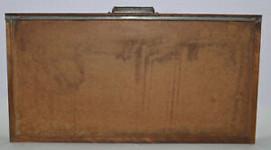 Vintage Printer s Type Drawer Shadow Box Full Size Case Empty no Dividers