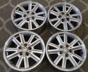 16 Ford Mustang Gt Shelby Svt Oem Factory Stock Wheels Rims Take Off Alloy 29