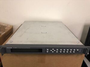 Tektronix Tg700 Tv Signal Video Generator Platform