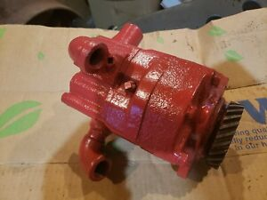 Massey Harris 22 Tractor Hydraulic Pump Unit Engine Hydraulic Pump 20 81 Part