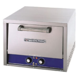 Bakers Pride P 18s Electric Countertop Pizza Deck Oven
