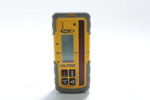 New Spectra Precision Hl700 Laser Level Receiver Detector