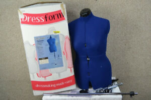 Best Offer Dritz My Double Deluxe Dress Form Medium Iob Barely Used