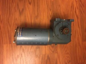 Borg warner right angle gear 35 Hp Motor H 79vy850 7