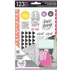 Wholesale 8 Piece Lot Create 365 The Happy Planner Girl Mini Accessory Pack