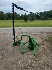 John Deere 9ft Sickle Bar Mower With All New Teeth Free Shipping